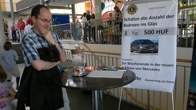 """Der LC """"Thomas Mann"""" beim Sommerfest der"""